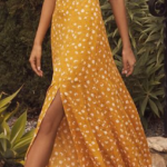 A Maxi Dress can keep the body cooler than shorts and a tight tank top