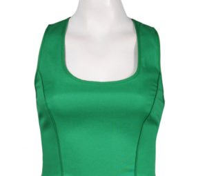 U-Shaped neckline (U-neckline)