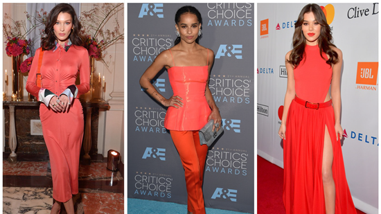 Color of the Year 2019 Living Coral - dresses